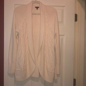 Soft Cable Knit Sweater by Talbots